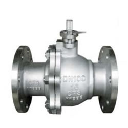 Two-Piece Floating Ball Valve Gb/T
