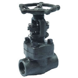 Z61Y Z61H Forged Steel Gate Valve