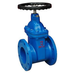 Z45X Cast Iron Flange Gate Valve
